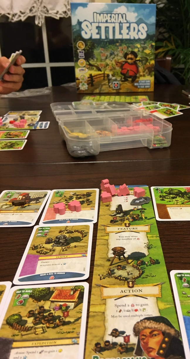 Spice It Up With Imperial Settlers Board Game Gumbo
