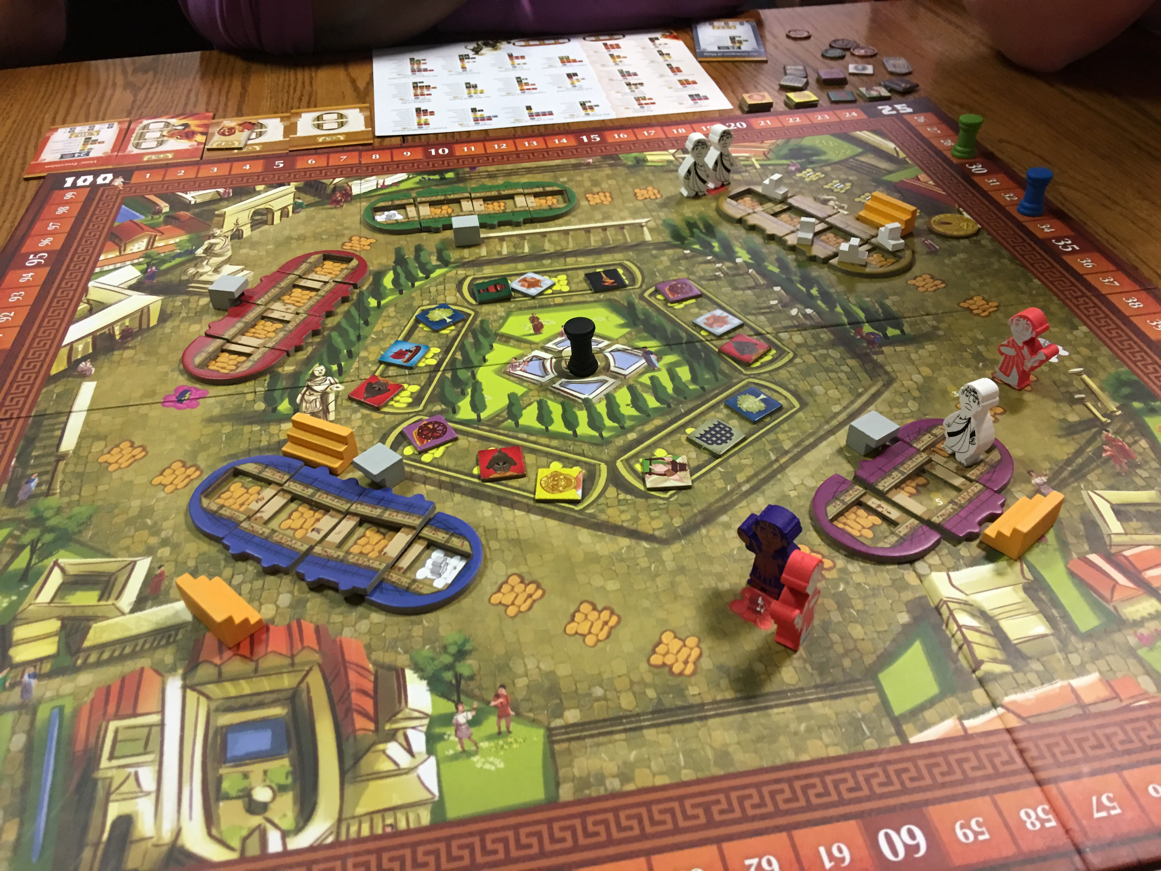 Spice It Up! With Colosseum by Tasty Minstrel Games – Board